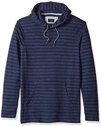 Quiksilver Men's Ocean Surface Hooded Knit Shirt
