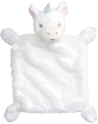 Elegant Baby Unicorn Flatso Blankie