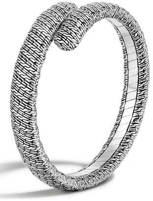 John Hardy Classic Chain Sterling Silver Coil Bracelet