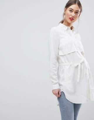 Mama Licious Mama.licious Mamalicious Double Layer Shirt