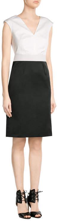 Paule KaPaule Ka Color Block Dress