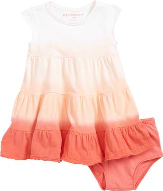 Burt's Bees Baby Dip Dye Organic Cotton Dress