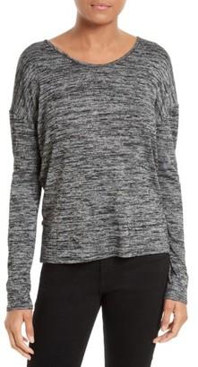 Women's Rag & Bone/jean Mia Space Dye Tee $160 thestylecure.com
