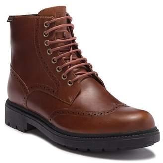 Camper Hardwood Waterproof Leather Boot
