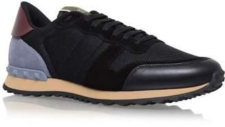 Valentino Mesh Combo Sneakers
