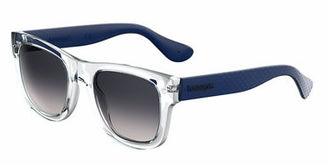 Havaianas Square Monochromatic Sunglasses $68 thestylecure.com