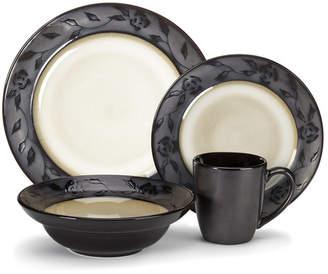 Cuisinart Abilly 16 Piece Dinnerware Set, Service for 4