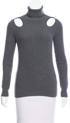 Tom Ford Cutout Turtleneck Sweater