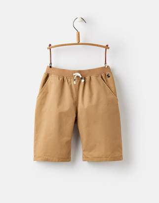Joules Clothing Sand Huey Woven Shorts 12yr
