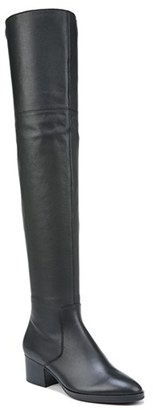 Women's Via Spiga 'Ophira' Over The Knee Boot $495 thestylecure.com