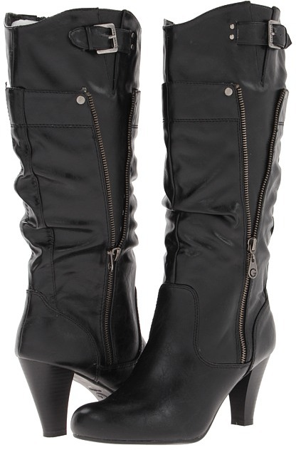 G by Guess Runway (Black) - Footwear