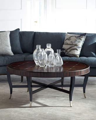 Caracole Skylark Round Coffee Table