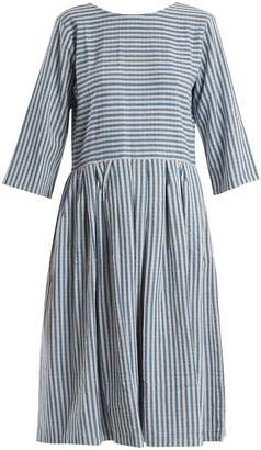 Ace&Jig Sage striped cotton dress
