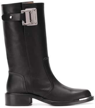 Barbara Bui high ankle biker boots