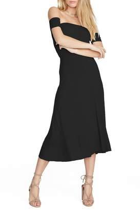 Clayton Margaret Mid Length Dress