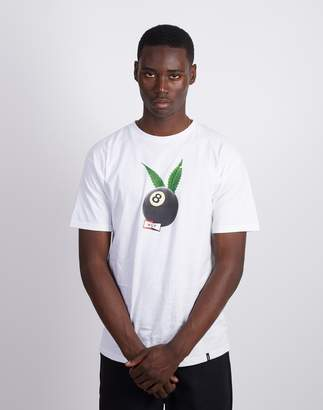 HUF International Players Short Sleeve T-Shirt White