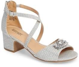 Badgley Mischka Pernia Gems Sandal