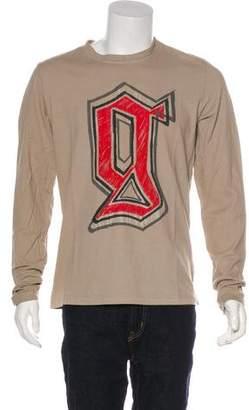 Galliano Logo Graphic T-Shirt w/ Tags