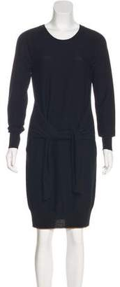 Sonia Rykiel Sonia by Knit Knee-Length Dress