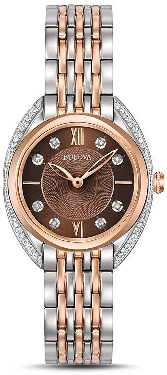 Bulova Bulova Diamonds Watch, 30mm