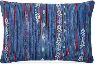 Lucky Brand 14X22 KANTHA STRIPE DECORATIVE PILLOW