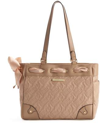 Juicy Couture Sweet Dreams Bow Satchel