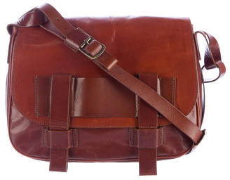 UGGUGG Australia Bicolor Leather Crossbody Bag