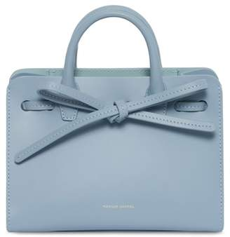 Mansur Gavriel Mini Mini Sun Leather Bag