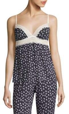 Eberjey Petite Fleur Jersey Camisole