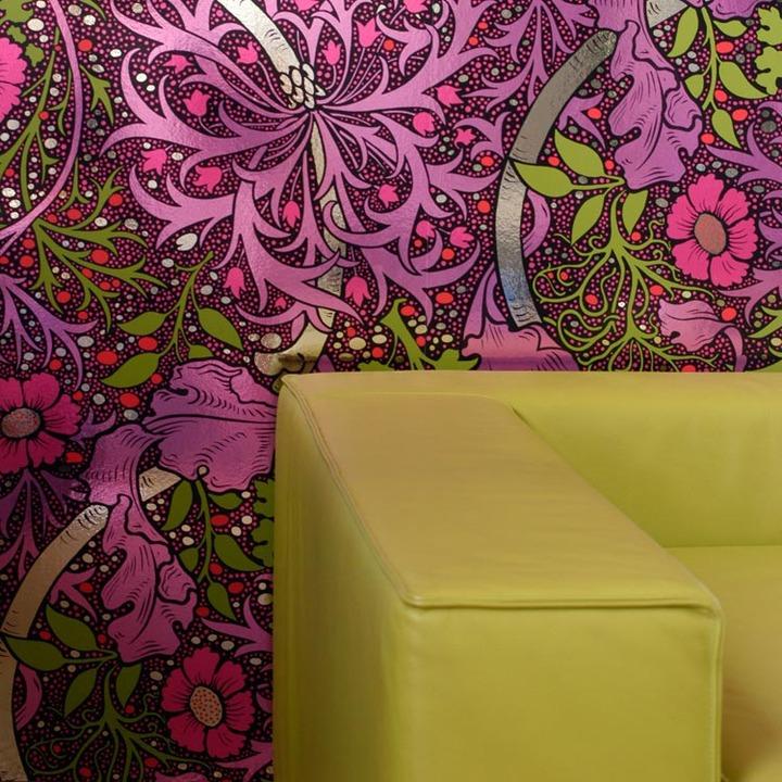 Flavor Paper - Kabloom Wallpaper