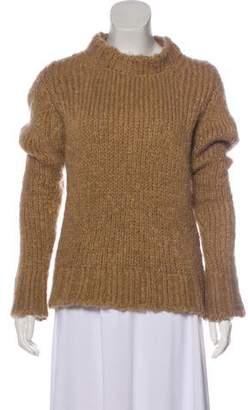 Dolce & Gabbana Knit Long Sleeve Sweater