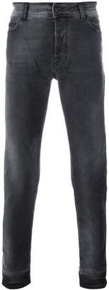 Marcelo Burlon County of Milan slim-fit jeans