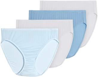 Jockey Supersoft Cool 4-Pack French Cut Panty Set