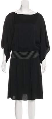 Totême Dolman Sleeve Midi Dress