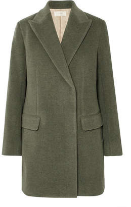 The Row Mewey Wool-blend Twill Coat
