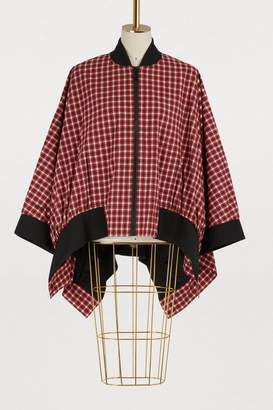 Fendi Wide-sleeved jacket