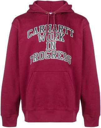 Carhartt 'Work In Progress' hoodie