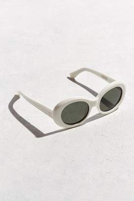 RAEN Figurative Sunglasses $150 thestylecure.com