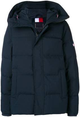 Tommy Hilfiger heavy canvas down jacket