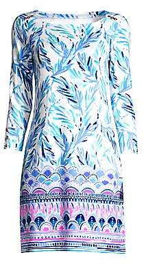 Lilly Pulitzer Women's Sophie Printed Shift Dress