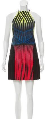 Alexander Wang Structured Plissé Dress w/ Tags