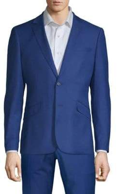 Extra Slim Fit Solid Sportcoat