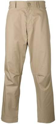 Comme des Garcons loose-fit trousers