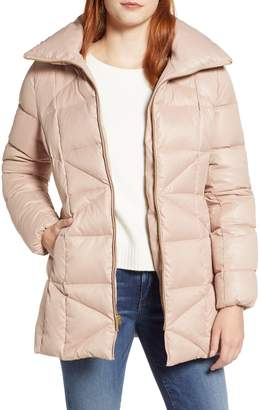 Cole Haan Sateen Down Jacket