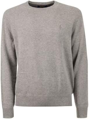 Ralph Lauren Logo Patch Sweater