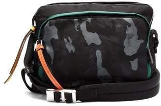 Prada - Camouflage Print Nylon Shoulder Bag - Mens - Multi