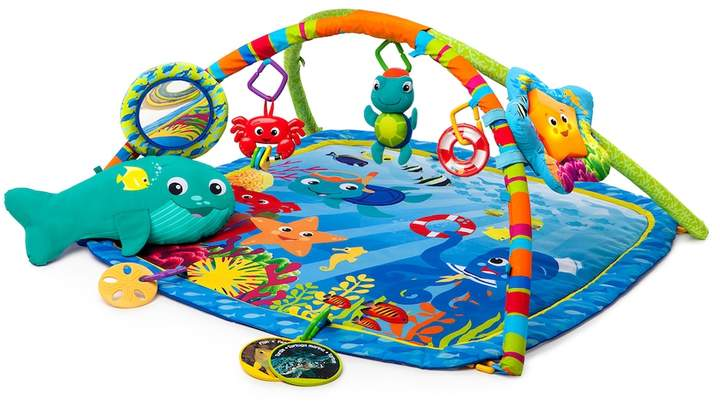 Baby Einstein Baby Einstein Neptune Nautical Friends Play Gym