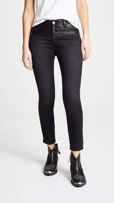 Current/Elliott The Fused Highwaist Stiletto Jeans