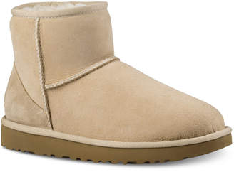 UGG Women's Classic Ii Genuine Shearling-Lined Mini Boots