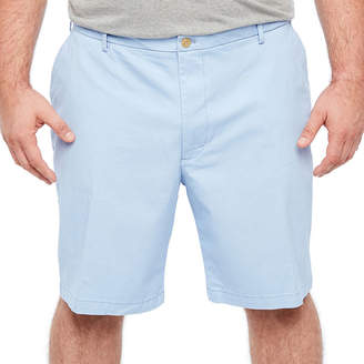 Izod Saltwater Stretch Chino Short Chino Shorts-Big and Tall